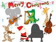 動物園のクリスマスコンサート