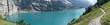 Öschinensee, Kandersteg in der Schweiz