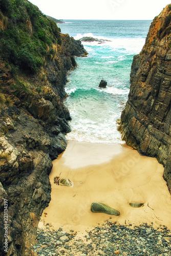 Cape Raoul Tasmania Canvas Print