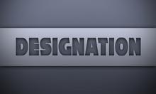 Designation - Word On Silver B...