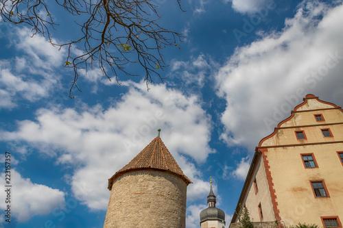 Foto  Wurzburg town, Germany
