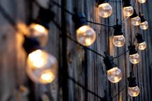 Lots Of Warm LED Light Bulbs O...