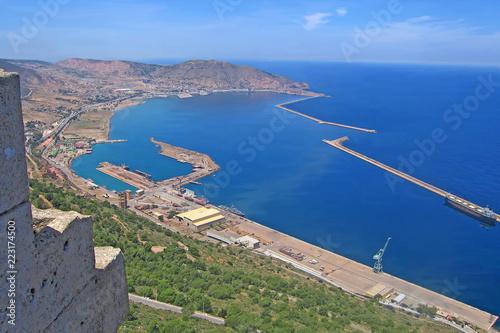 Algérie, port de Mers el Kébir