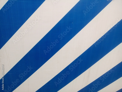 Fototapety, obrazy: blue and white stripes