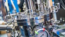 Centrifuge Machine In The Laboratory