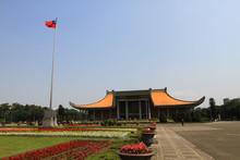 National Dr Sun Yat Sen Memorial Hall Taipei Taiwan