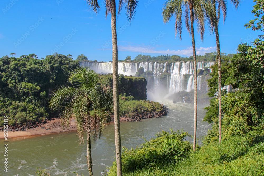 wodospady Ameryki Południowej