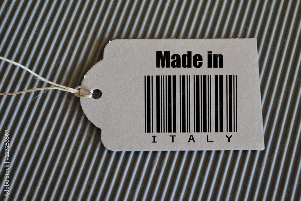 Fototapeta Made in Italy