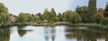 Uetersen Stadtpark Rosarium Pa...