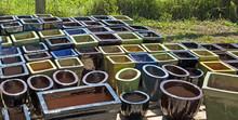 Assortment Of Colorful Ceramic...