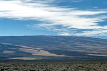 Mauna Loa Mountain Seen From S...