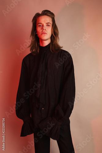 Fotografie, Obraz  Gothic halloween clothes