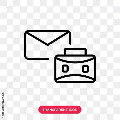 Resume Vector Icon Isolated On Transparent Background Resume Logo