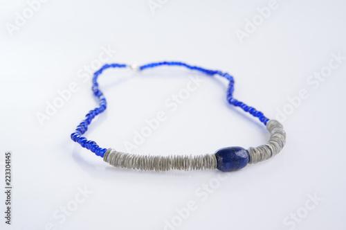 Foto  Handmade woman necklace