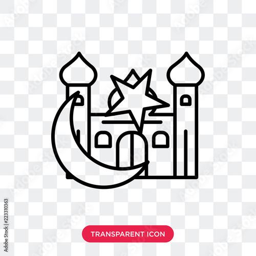 islamic ramadan vector icon isolated on transparent background islamic ramadan logo design buy this stock vector and explore similar vectors at adobe stock adobe stock islamic ramadan vector icon isolated on