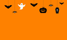 Happy Halloween Background Vec...