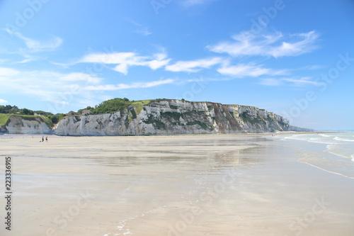 Fotografie, Obraz  A la plage, normandie, france