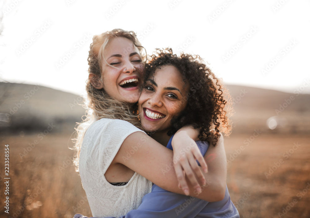 Fotografia Friends of summer