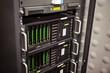 Data center server.