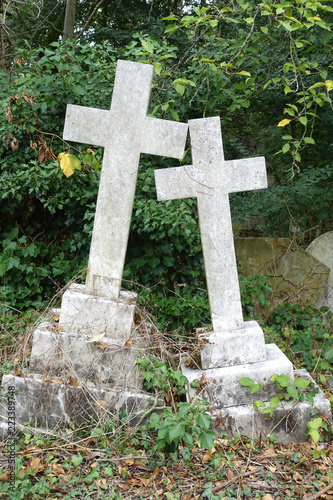 Foto op Plexiglas Begraafplaats Highgate Cemetery East