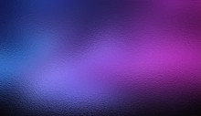 Violet Blue Silver Foil Texture Background