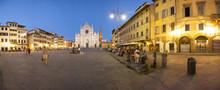 Italia, Toscana,Firenze. Piazz...