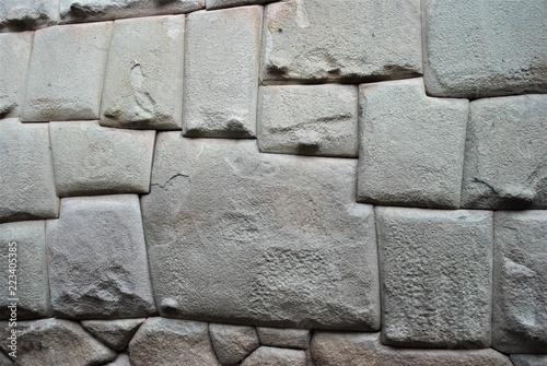 Keuken foto achterwand Zuid-Amerika land Twelve-angled stone in Cusco