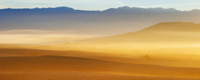 Desert Sand Dunes, Death Valle...