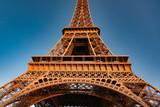 Fototapeta Fototapety z wieżą Eiffla - Eiffel Tower view in Paris