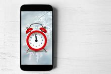 New Year Countdown: Midnight Clock