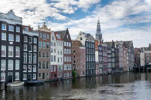 Amsterdam Skinny Houses