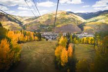 Autumn, Landscape Views Of Vai...