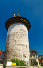 The Tower Of Joan Of Arc In Ro...