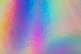 Fototapeta Rainbow - a colorful hologram paper