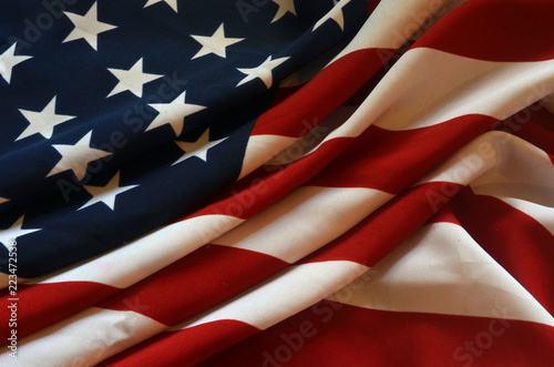 Cadres-photo bureau Etats-Unis Flag USA background
