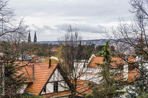 Fotografía  Sunday morning in Prague's quarter