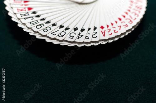 Fotografia  Spielkarten