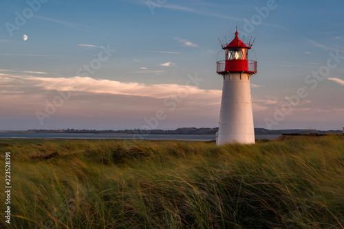Leuchtturm in List auf Sylt