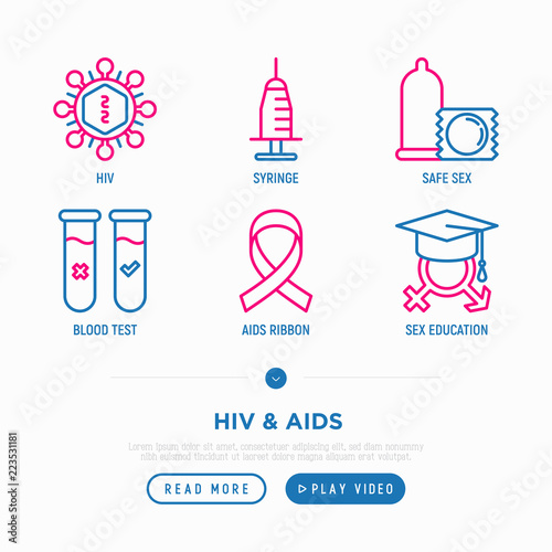 Safe sex with hiv