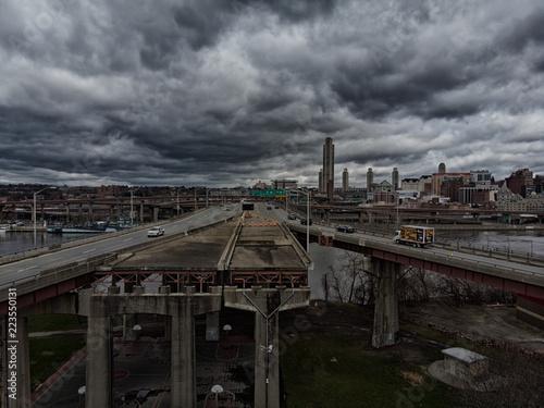 Valokuvatapetti Albany, NY Apocalypse