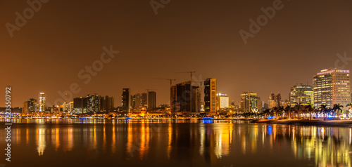 Photo Luanda Night view