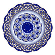 Decorative Porcelain Plate For...