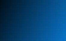 Blue Abstract Textured Circula...