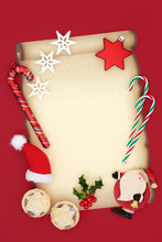 Letter To Santa Claus Christma...