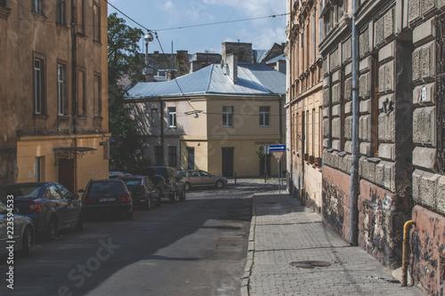 Fototapeta uliczki Lwskie obraz