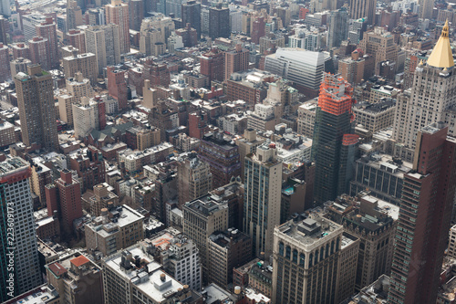 Photo  New York City from Above