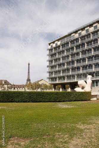Fotografie, Obraz  Paris - UNESCO