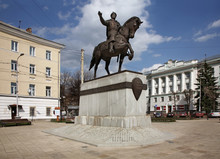 Monument To Mikhail Of Tver In...