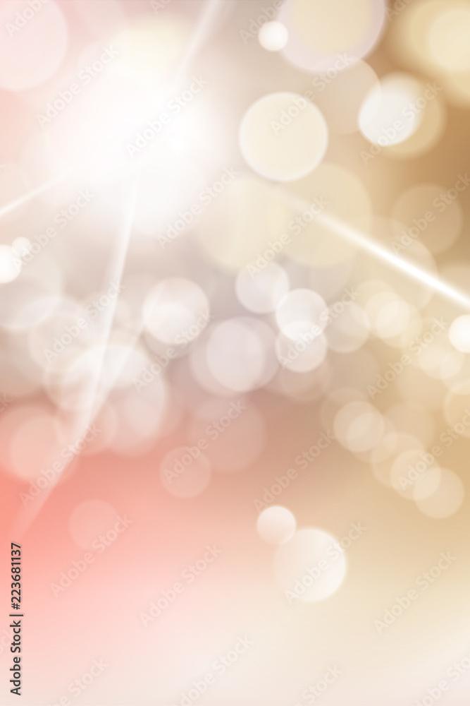 Fototapety, obrazy: Sunbeam and lens flare effect