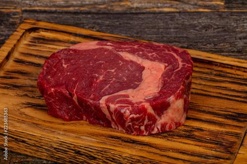 Recess Fitting Steakhouse Rib Eye beef steak